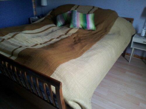 Carl Malmsten säng