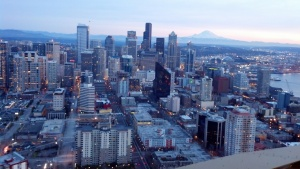Downtown Seattle Foto: Michelle Speir